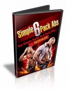 Simple 6 Pack Abs 2018