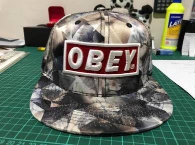 Authentic OBEY Snapback Cap