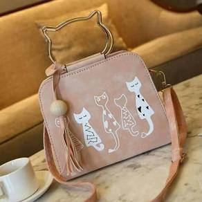 HandBag New Design Cat Pattern