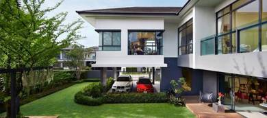 New 3 Storey Superlink House in Selayang For Sale