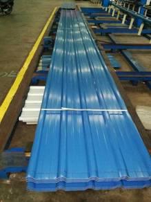 Metal deck c truss 2