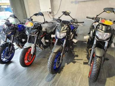 Yamaha MT07 Year End Promosi Must See