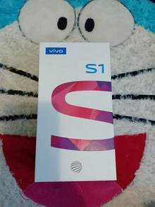 Vivo S1 128gb Brand new skyline blue