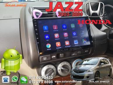 Honda Jazz 2003 2009 Android Player GPS WAZE
