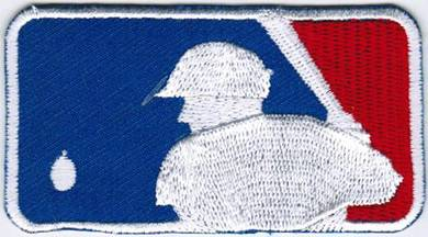 MLB Emblem Logo Major League Baseball Badge Patch