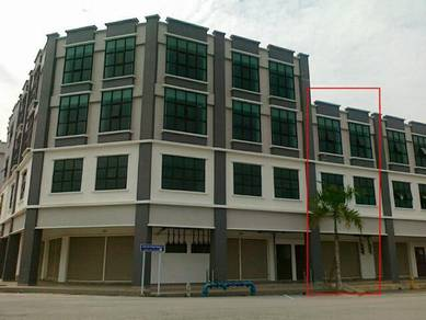 New 3 storey shoplot Batu 6, Jalan Gambang