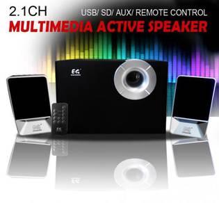 Speaker Multimedia 2.1 Channel