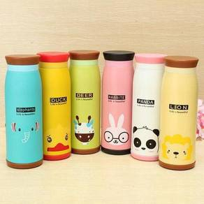 Cute animal thermos bottle