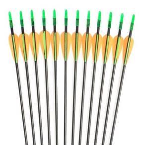 Fiberflass arrow