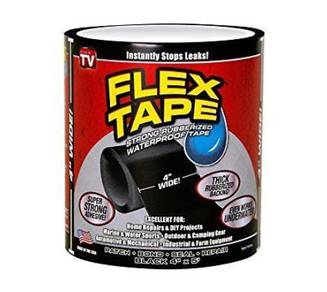 SALE ORIGINAL FLEX TAPE- 4' - kuat melekat