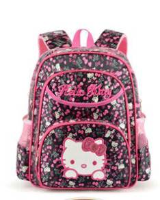 Hello Kitty School Backpack