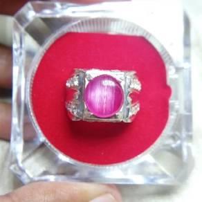Cincin delima asli zamrud berlian nilam