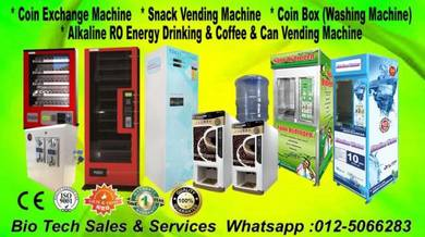 M-309-WA Drinking Water Vending Machine