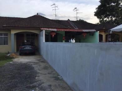 Single story terrace house taman teratai low dpst