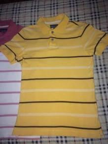 Men dry uniqlo striped polo shirt - h&m topman ck