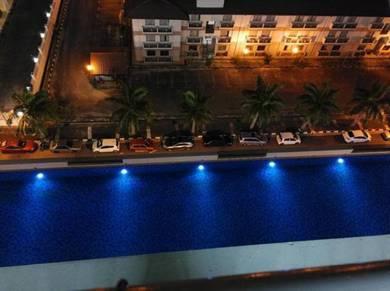 Promenade, 1178sqft 3Bedrooms Pool View Beside Elit Heights,Bayan Baru
