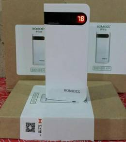 POWER BANK ROMOSS 10400 MaH