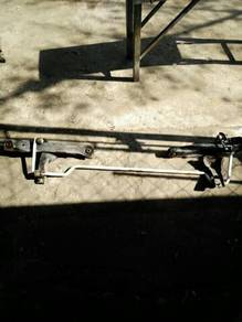 Rear anti roll bar wira