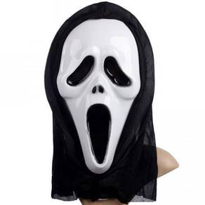 Scream scary cosplay mask