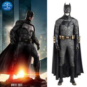 DC batman cosplay suit