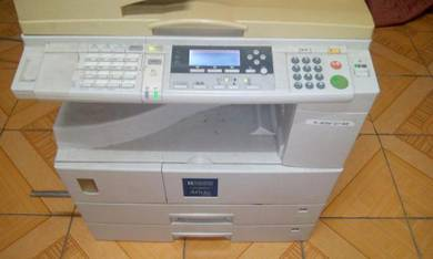 Ricoh Photocopy Machine Afficio 2020 Working Condi
