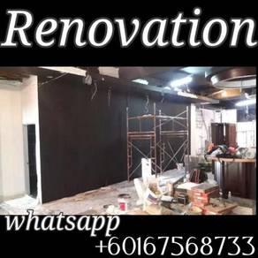 Karpet pasang repair rumah