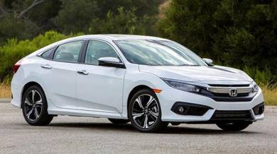 New Honda Civic for sale