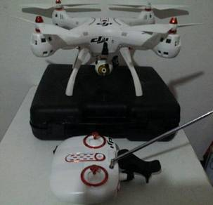 Drone Syma X8SC plus upgrade wifi function