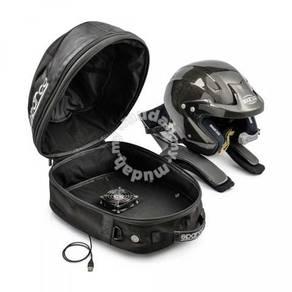 Sparco Cosmos BAG for Helmet and Hans with Dryer