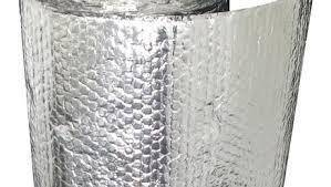 Roofing Insulation bubble aluminium foil 2-side