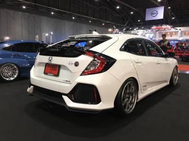 Honda Civic FC Si Rear Bumper bodykit