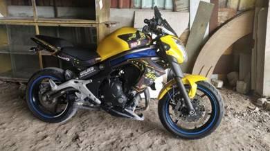 2012 Kawasaki er6n