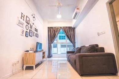Sutera Avenue Service Apartment Block B For Sale