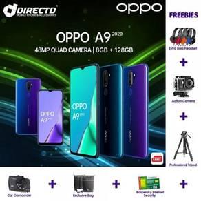 OPPO A9 (2020)8GB 128GB   5000 BATT   6 HADIAH��