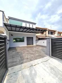 Johor Jaya Jln Keembong 2 Stry House Fully Renovated For Sale