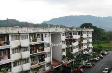 Looking For Taman Kosas Flat in Ampang