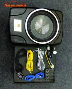 MBQ 8 inch Underseat Active Subwoofer Sub Woofer