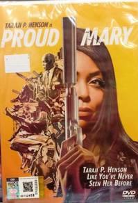 DVD English Movie Pround Mary Taraji P. Henson