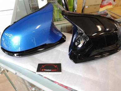 BMW F20 F30 1:1 M4 Style Side Mirror Replacement
