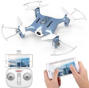 Syma X21W 2.4GHz Mini 6 axis RC Drone With Wifi HD