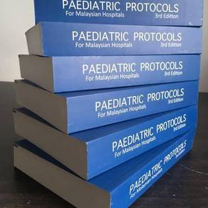 Malaysian Peadiatric Protocol