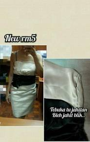 Tube Dress(Satin)