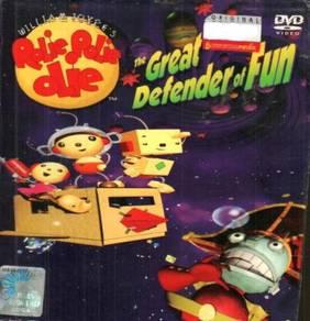 DVD Rolie Polie Olie The Great Defender Of Fun