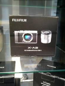 Fujiflim x-a2 xc16-50mm f3.5-5.6 ois ii