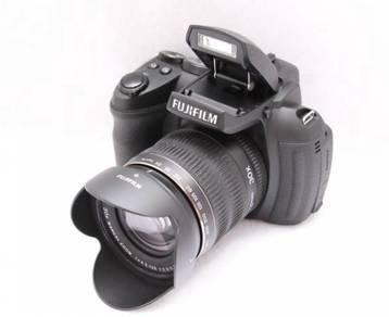 Fujifilm Finepix HS 35 EXR UltraZoom Prosumer Came