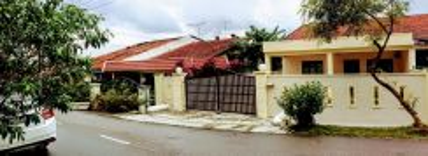 Single storey bungalow johor bahru
