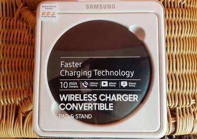 Samsung Wireless Charger ( 2018 Black Edition )