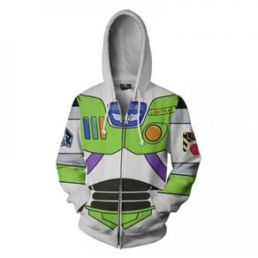 Buzz Lightyear The Toy Story hoodie jacket RBT0094