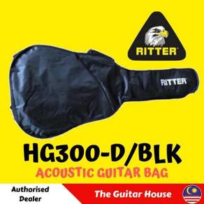 Ritter HG300-D/BLK Dreadnought Acoustic Guitar Bag