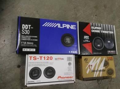 Alpine Pioneer MTX 2 inch Indoor Dome Tweeter